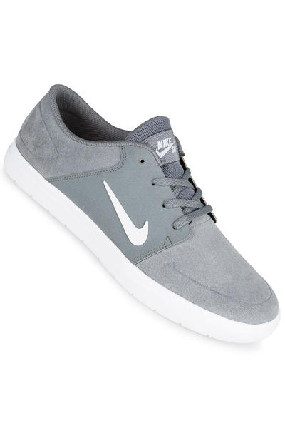 Nike SB Portmore Vapor Zapatilla (cool grey white)