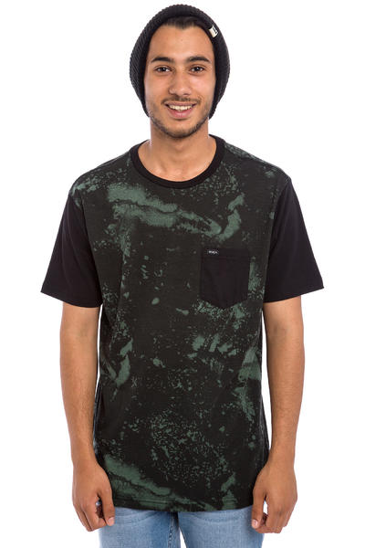 RVCA Change Up Camiseta (duck green)