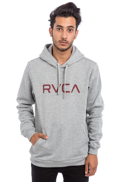 RVCA Big RVCA Hoodie (athletic heather)