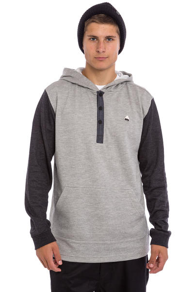 Burton Dexter Hoodie (monument heather)