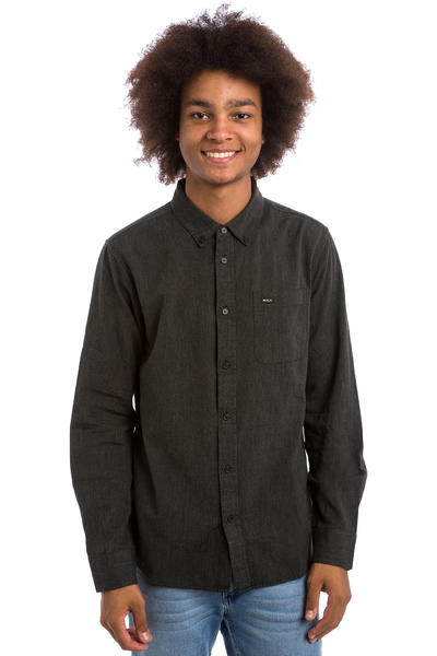 RVCA That'll Do Static Shirt (black)