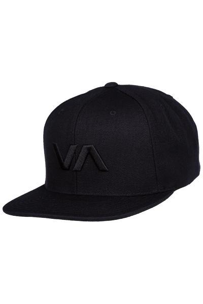 RVCA VA II Snapback Cap (black black)
