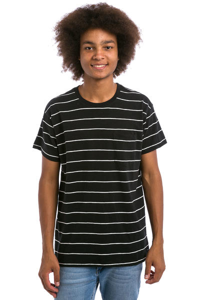 RVCA Staple T-Shirt (black)