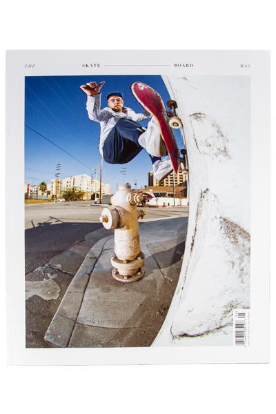 The Skateboard Mag Mai 2016 Magazin