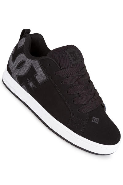 DC Court Graffik Schuh (black wash)
