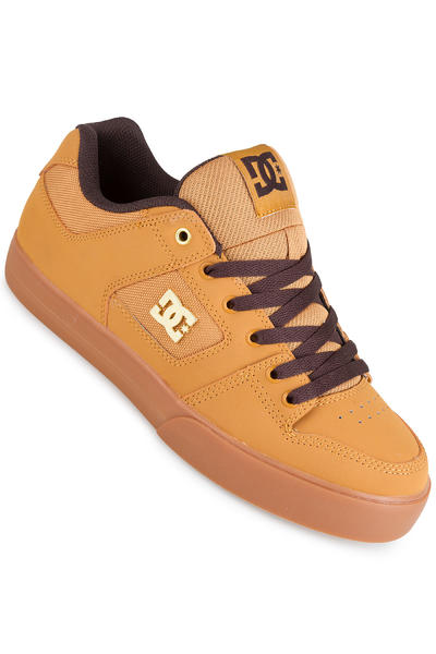 DC Pure SE Shoe (wheat dark chocolate)