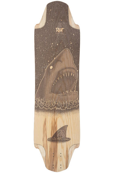 "Root Longboards Shark 37.8"" (95,5cm) Longboard Deck 2016"