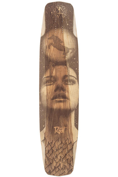 "Root Longboards Slayer of the Unicorn 41.1"" (104cm) Longboard Deck 2016"