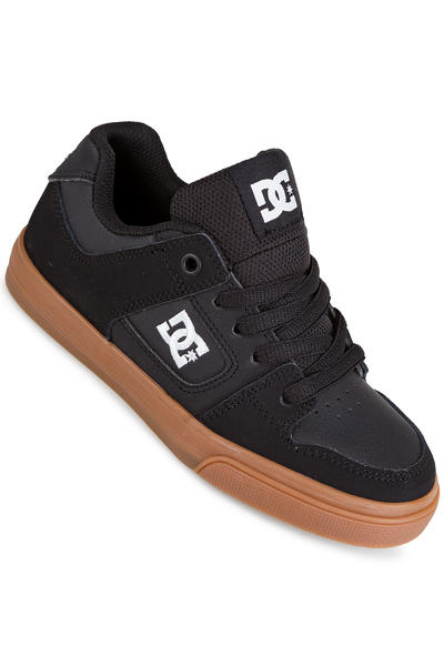 DC Pure Shoe kids (black gum)