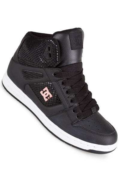DC Rebound High SE Shoe women (black black)
