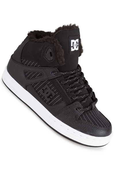 DC Rebound WNT Shoe kids (black black white)