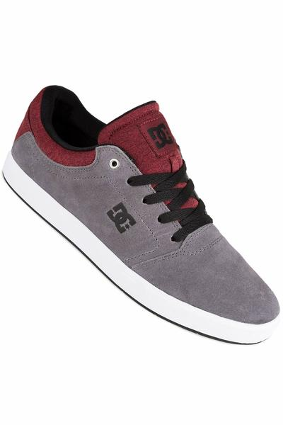 DC Crisis Shoe (grey grey red)