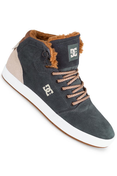 DC Crisis High WNT Chaussure (charcoal)