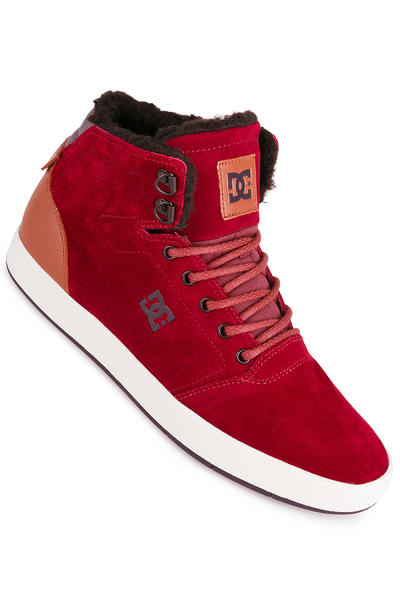 DC Crisis High WNT Shoe (syrah)
