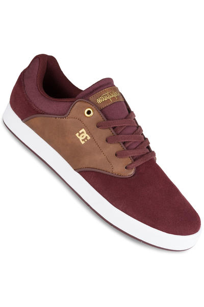 DC Mikey Taylor Schuh (burgundy)