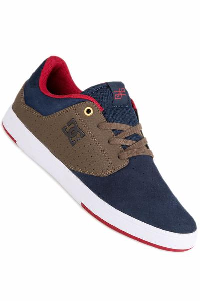 DC Plaza TC S Tiago Lemos Chaussure (navy dark chocolate)