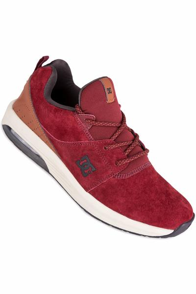 DC Heathrow IA SE Shoe (burgundy)