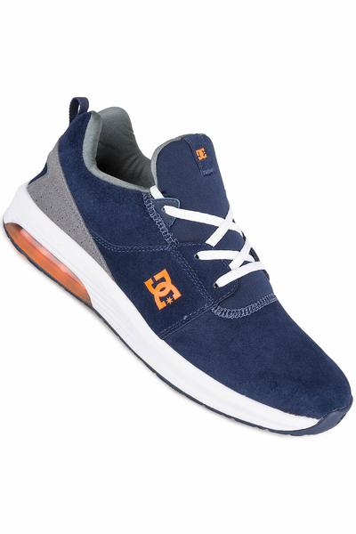 DC Heathrow IA SE Schuh (navy grey)