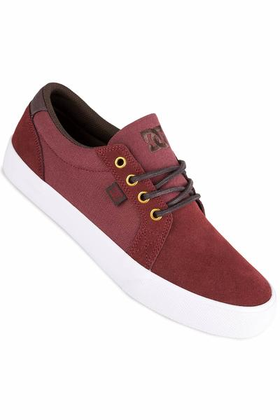 DC Council SD Shoe (dark chocolate oxblood)