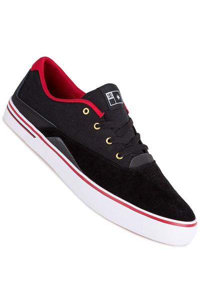 DC Sultan S Shoe (black red)
