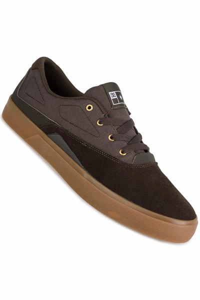 DC Sultan S Shoe (brown gum)