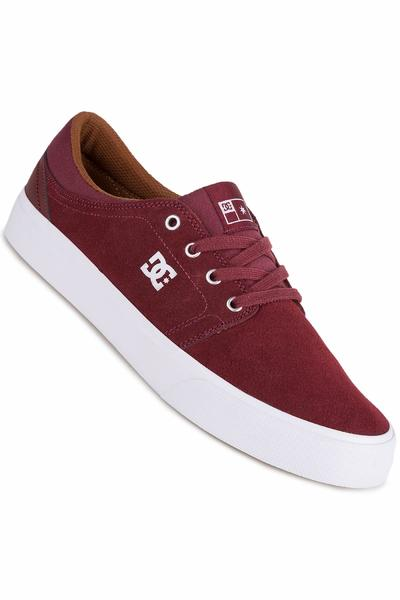 DC Trase S Shoe (oxblood)