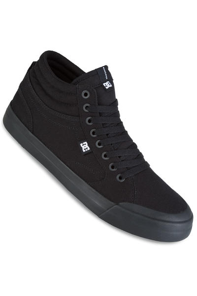 DC Evan Smith Hi Schuh (black black gum)