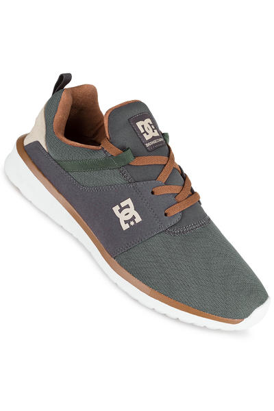 DC Heathrow Schuh (charcoal grey)