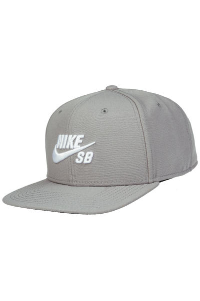 Nike SB Icon Snapback Cap (dust)