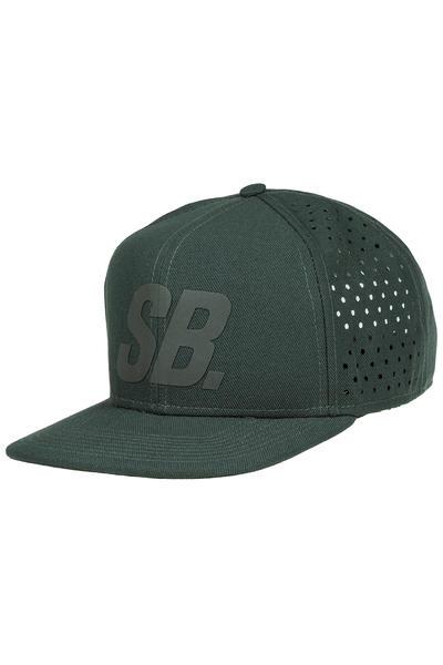 Nike SB Reflect Performance Trucker Casquette (seaweed black)