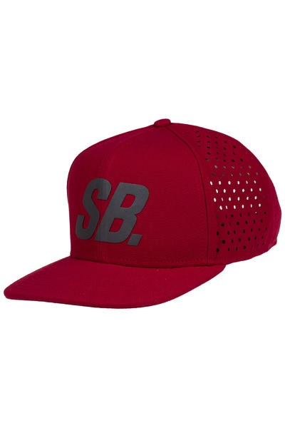 Nike SB Reflect Performance Trucker Cap (team red black)