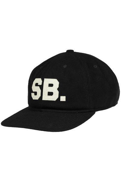 Nike SB Infield Pro Strapback Cap (black pine green)