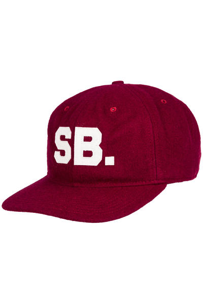 Nike SB Infield Pro Strapback Cap (team red pine green)