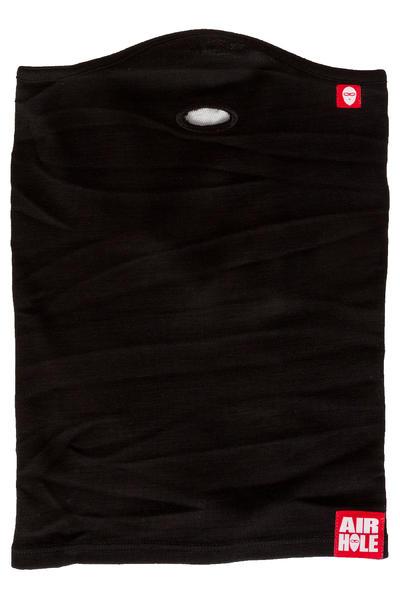 Airhole Merino Neckwarmer (black)