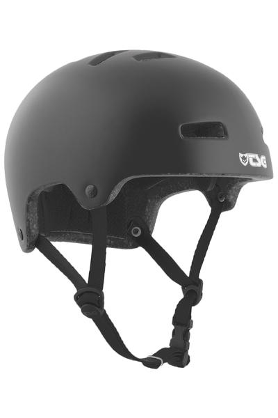 TSG Nipper Mini Solid Color Helm kids (satin black)