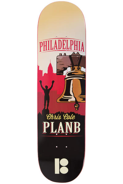 "Plan B Cole Traveler 8.25"" Deck"