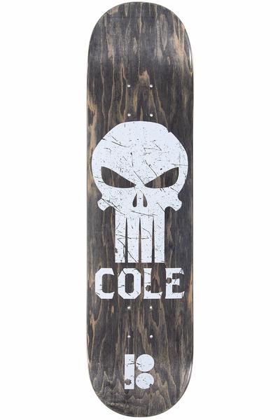 """Plan B Cole Payback 7.75"""" Deck (black)"""