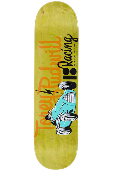 "Plan B Pudwill Racers 8"" Deck (green)"