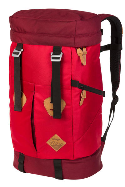 Nitro Backwoods Mochila 30L (chili)