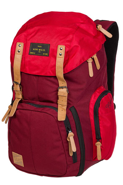 Nitro Weekender Backpack 42L (chili)