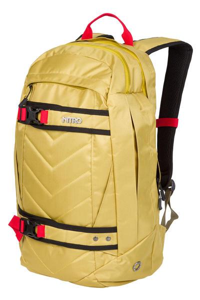Nitro Aerial Rucksack 27L (golden mud)