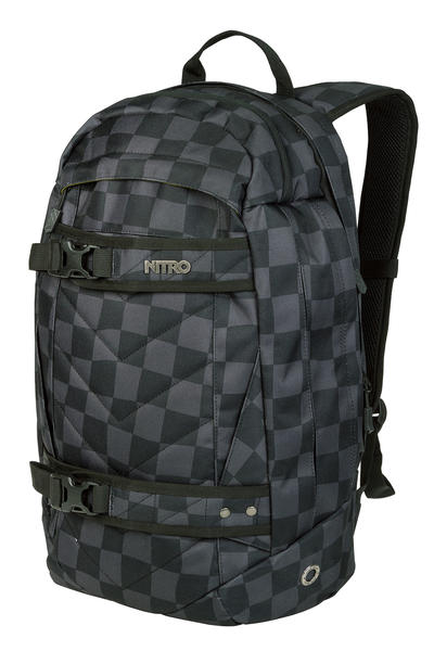 Nitro Aerial Mochila 27L (black checker)