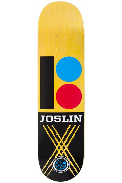 "Plan B Joslin OG RMX P2 8"" Deck (yellow)"