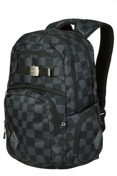 Nitro Hero Mochila 37L (black checker)