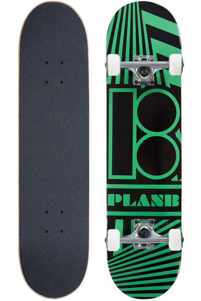 "Plan B Team Angular 7.75"" Komplettboard (green)"