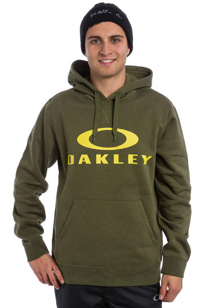 Oakley DWR Ellipse Snow Hoodie (dark brush)