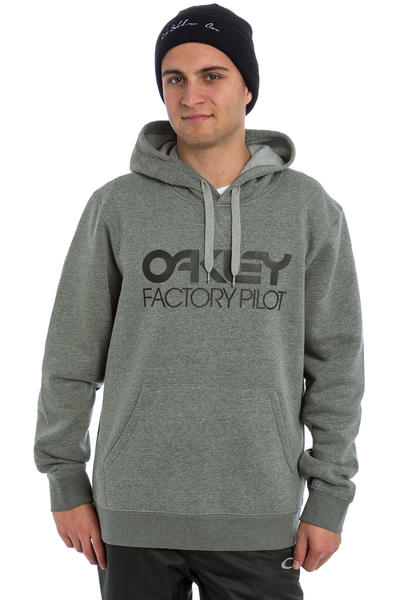 Oakley DWR Factory Pilot Hoodie (athletic heather)