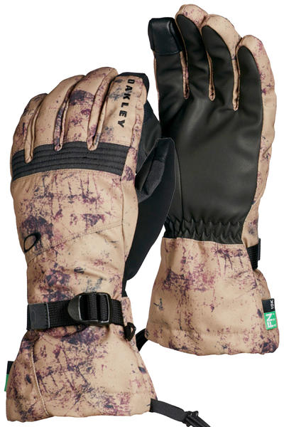 Oakley Roundhouse OTC Gloves (rye sketch)
