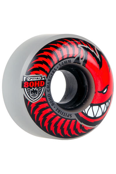 Spitfire Charger Classic 54mm Rollen (clear) 4er Pack