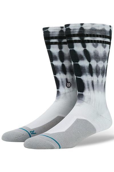 Stance Skate Cloudy Socken US 6-12 (white)